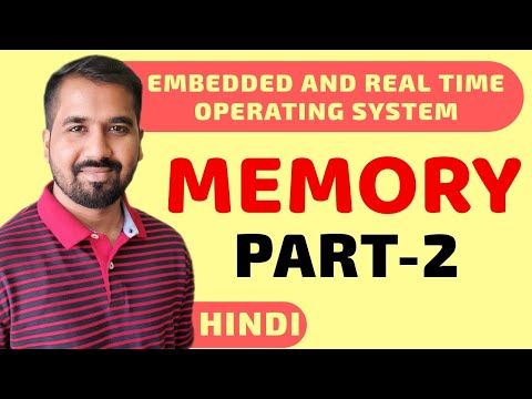 Memory Part-2 Explained In Hindi L Embedded And Real Time Operating System Course