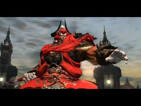 final fantasy xiv arr battle on the big bridge gilgamesh fight