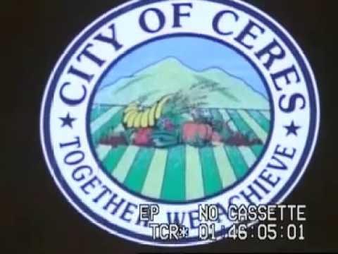 Ceres City Council Meeting June 13, 2016