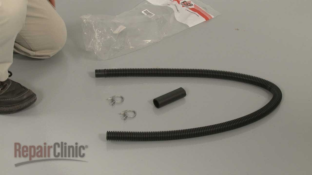 Whirlpool Washer Install Drain Hose Extension Kit Drnext4