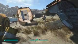 Fallout 4 Ultimate Cheat Mod Trailer PS4