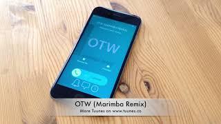 OTW Ringtone - Khalid, 6LACK & Ty Dollar $ign Tribute Marimba Remix Ringtone - iPhone & Android