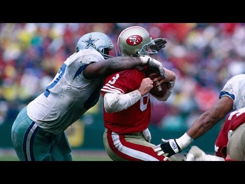1992 NFC Championship Game: Cowboys vs. 49ers highlights