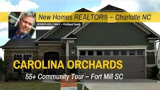 Best Retirement Communities near Charlotte NC for 55+ Active Adults