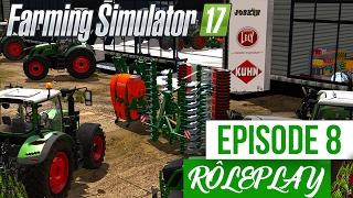Farming Simulator 17   La Ferme Familiale   Episode 8   Le concessionnaire FENDT ! (RôlePlay)