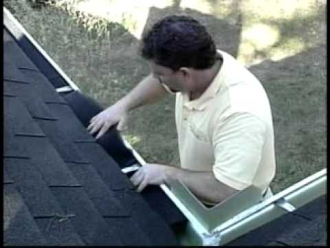 how to keep gutters clear of leaves