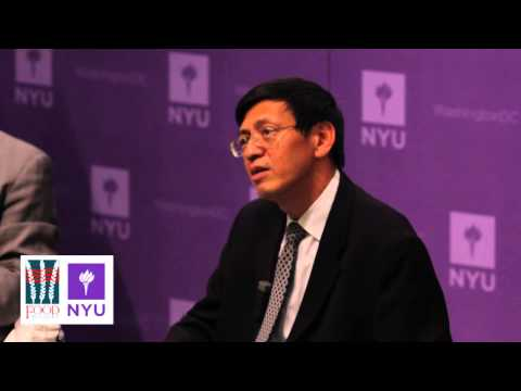 """""""Proposed Reforms to U.S. Food Aid"""" NYU-DC Event Pt. 2"""