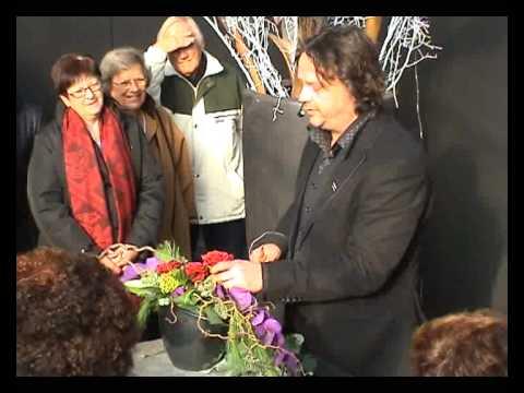 Jacco Otten, mooie bloemen en meer... kerst 2011 | Doovi