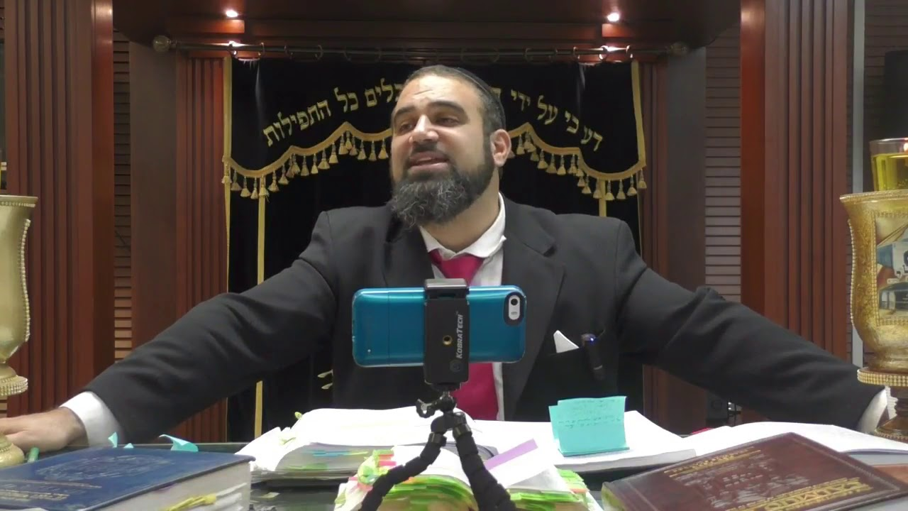 After Hours with Rabbi Yaron Reuven 20