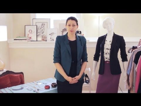 How To Dress Cute Stylish For A Business Meeting Fashion For
