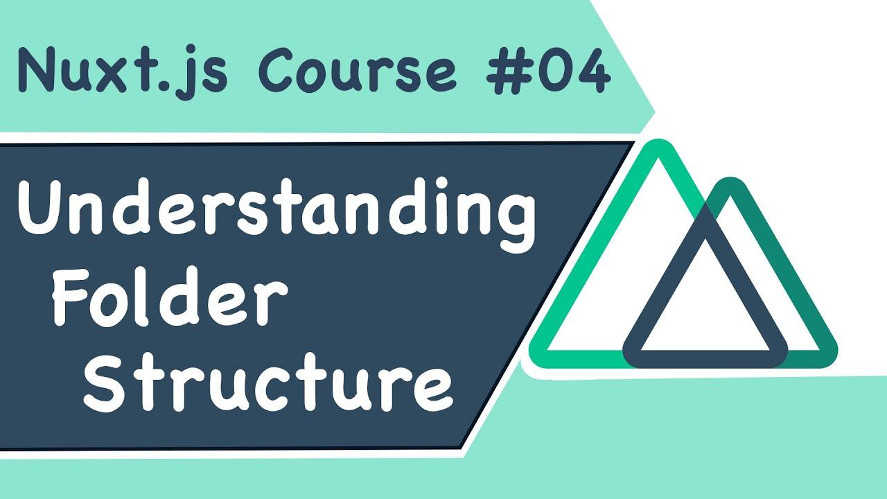 #04 | Hiểu về cấu trúc thư mục trong Nuxt.js  (Docs)