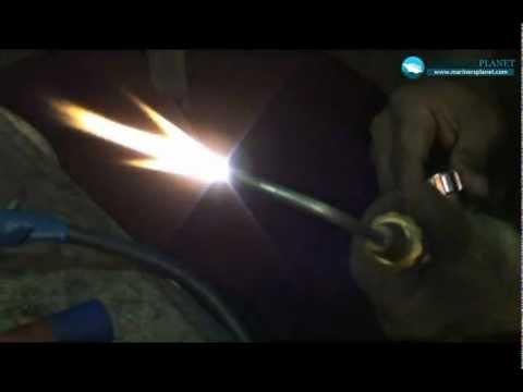 FITTER GAS WELDING MERCHANT NAVY