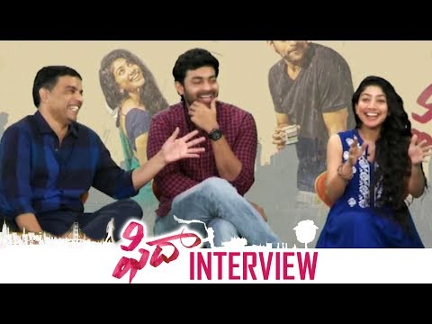 Fidaa Movie Team Hilarious Interview | Varun Tej | Sai Pallavi | Dil Raju | TFPC