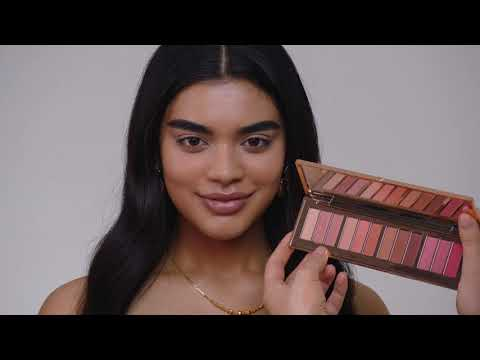How To Get A Nude-Pink Makeup Look For Medium Skin Tones Using Pillow Talk | Charlotte Tilbury