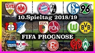 10.Spieltag - Alle Highlights und Tore - Bundesliga Prognose I FIFA 19 I 2018/19 Deutsch (HD)