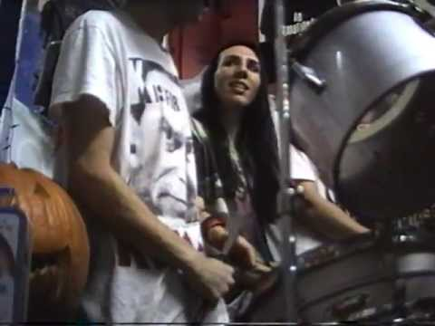 Marilyn Manson and the Spooky Kids - 1991 Acoustic Miami