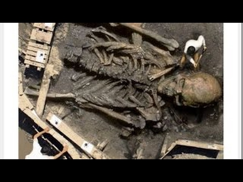 Nephilim Skeleton Found The Fallen Angels of Babylon Exposed