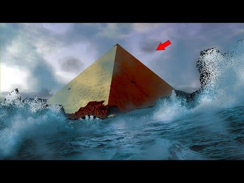 Nešto opasno nije u redu sa pričom o Piramidama...?