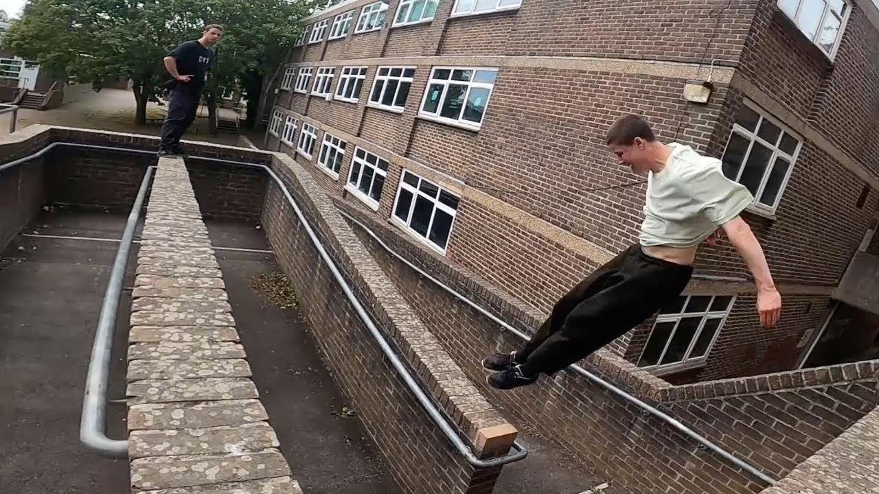 The Most ANNOYING Parkour Injury