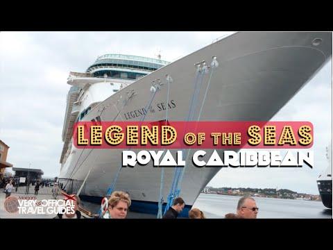 Legend of the Seas Ship Tour