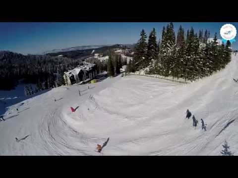 Jahorina 13.02.2015. Iz vazduha by Vivo Studio HD