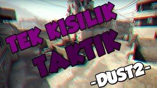 Dust2'de Yüzyılın Fake'i Nasıl Atılır? (Tek Kişilik Taktikler #6 - Terörist)
