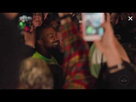 Kanye West Wyoming listening party for new album