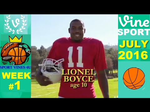 Best Sports Vines 2016 – JULY – Week 1