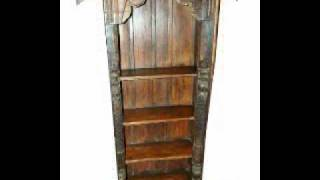 India Furniture - Wooden Bookcases