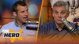 Doug Gottlieb on the impact of the Kawhi - DeRozan trade on the league | NBA | THE HERD