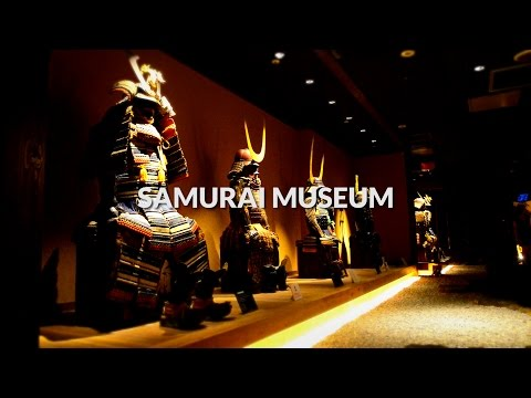 Samurai museum, Tokyo - The Place to Learn Everything about Samurai | One Minute Japan Travel Guide