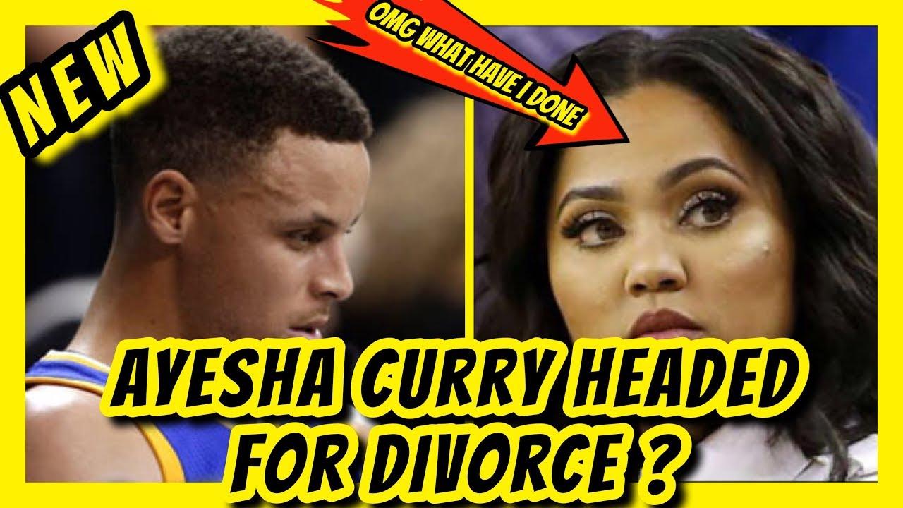 """091ea257407d Divorce   """" Steph Curry   Ayesha headed towards div ..."""
