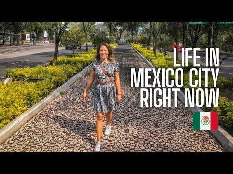 Day in the Life in Mexico City Right Now