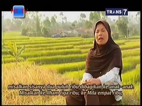 ORANG PINGGIRAN TRANS7 -
