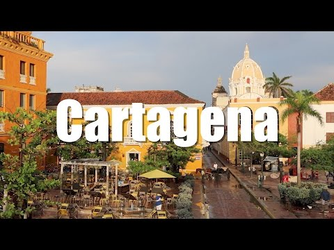 Cartagena City Tour Colombia