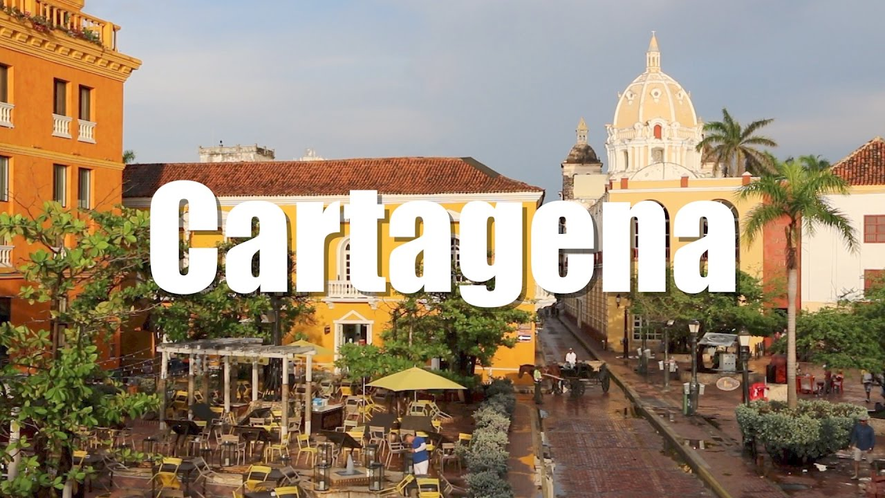 Cartagena City Tour Colombia YouTube