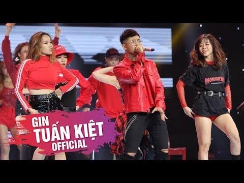 Yêu Anh Sẽ Tốt Mà | GIN TUẤN KIỆT ft. OH Dance Team | Tổng duyệt chung kết Sing My Song 2018