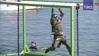 """Конкурс военных водолазов """"Глубина"""" завершился в Севастополе"""