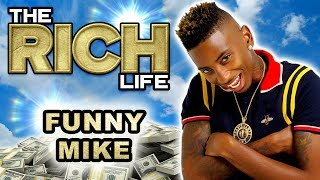 Funny Mike | The Rich Life | A Look Inside His 'mini Mansion'