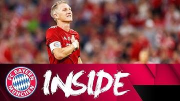 Basti is back - 3 Tage in München mit Bastian Schweinsteiger | Inside FC Bayern