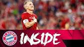 Basti is back - 3 Tage in München mit Bastian SchweinsteigerInside FC Bayern