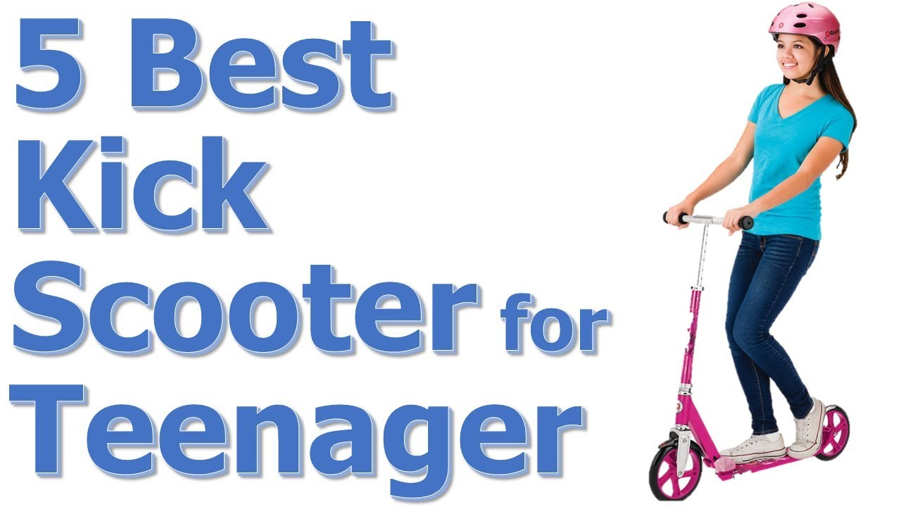 Best Kick Scooter For College Student