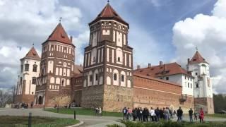 видео экскурсии из Минска в Несвиж