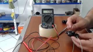 Prueba Sensor TPS