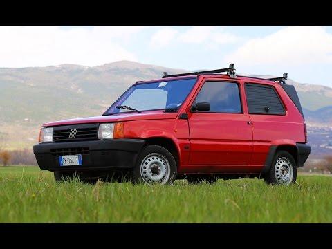 Fiat Panda Van (pesce d'aprile) - Davide Cironi Drive Experience