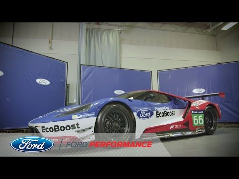 Ford GT: Aero and Design | Ford GT | Ford Performance