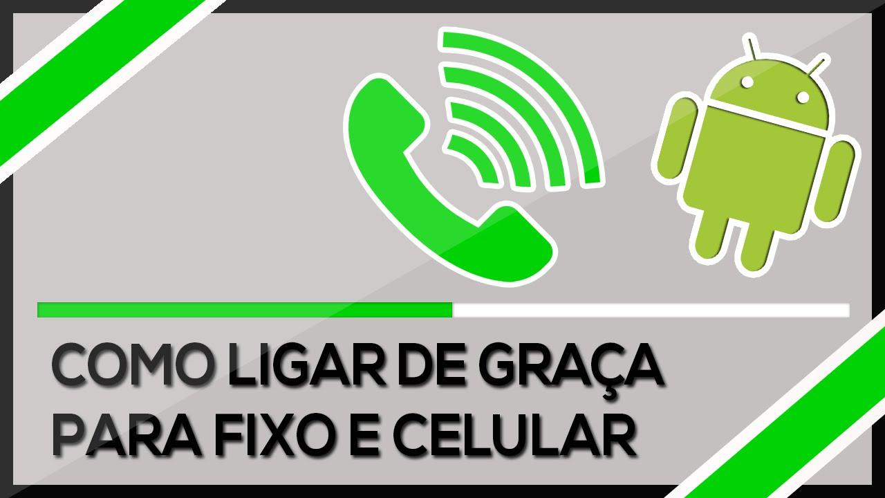 Ligar pelo pc para celular gratis