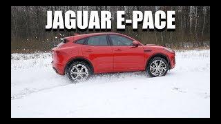 Jaguar E-Pace (PL) - test i jazda próbna