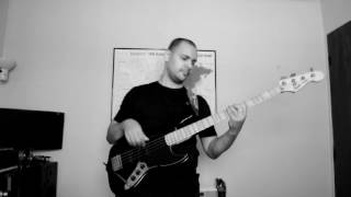 Alamo Bass - Bass Track for RUSH - Tom Sawyer
