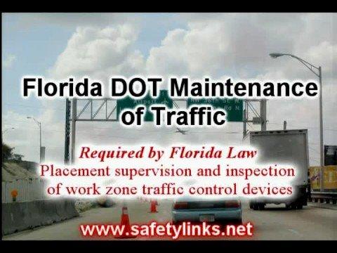 FDOT MOT Intermediate Refresher | Florida MOT Refresher Courses | Orlando  MOT Refresher Training| Temporary Traffic Control Training — Safety Links  an